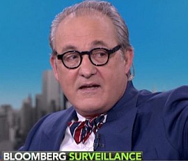 Tom Keene Bloomberg Surveillance